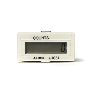 ALION AHC3J-8 Electrical digital lcd display vibration hour counter meter