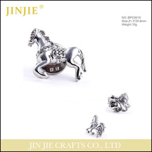 Hot selling horse brooch animal brooch silver brooch for women