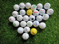 2 Pieces Golf Ball Practice, White Golf Ball Custom by Fantom---432 Dimples