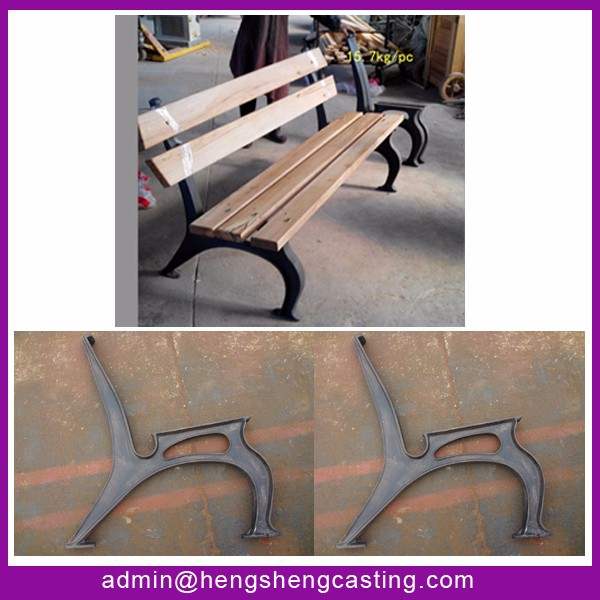 Cool Alibaba Supplier Outdoor Patio Metal Park Bench Legs View Park Bench Leg Hengsheng Product Details From Botou Hengsheng Crafts Casting Co Ltd On Uwap Interior Chair Design Uwaporg