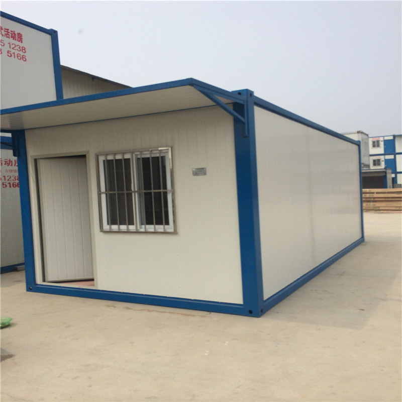 steel movable prefab house used portable toilets for sale