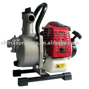 Motor de gasolina bomba hidr ulica wp 10 1 otros riego e for Motor de presion de agua