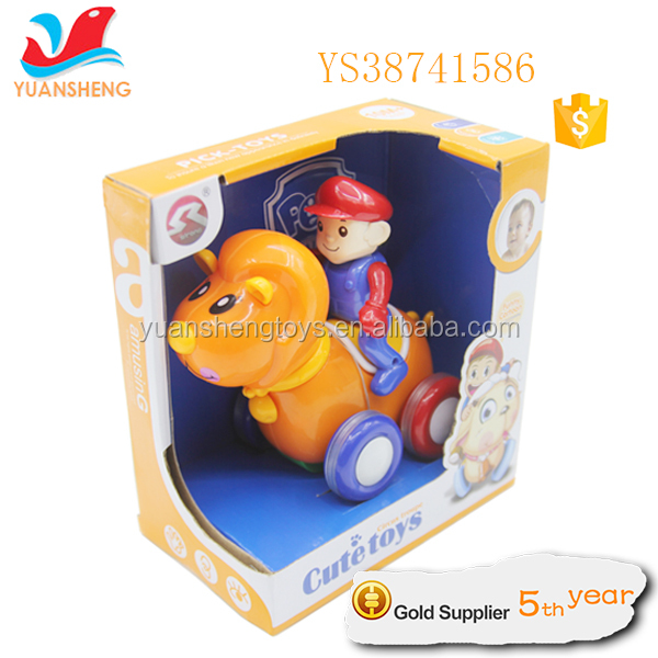 children indoor playing 1:24 cartoon cars mini truck toy with friction motor