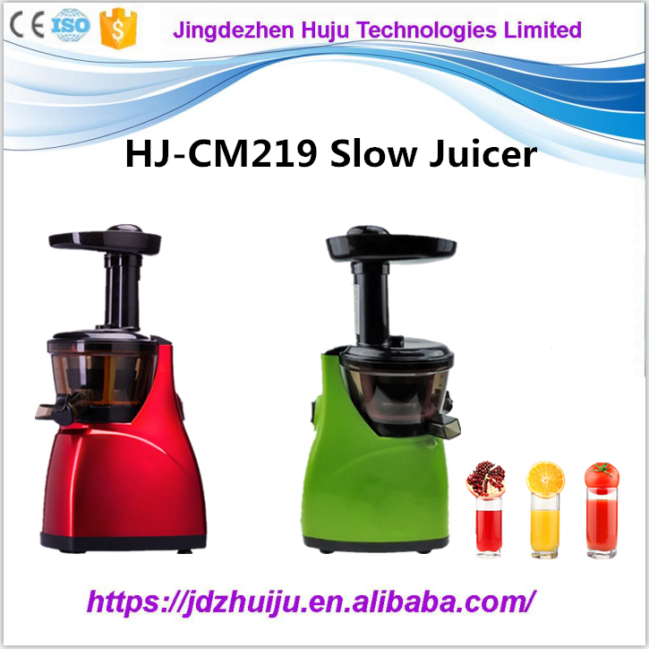 Healthy Living Slow Juicer Natural Juice Extractor : Powerful Motor Germany Healthy Juicer,Commercial Juice Extractor Machines Slow Speed Juicer Hj ...