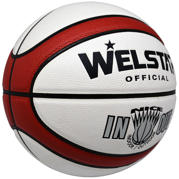 Factory Wholesale New Welstar PU Basketballs for Sale Custom Leather Basketballs ball BLPU0091