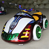 New style baby 2 seat 4 wheels drive fashion toy car plastic battery electric motorcycle