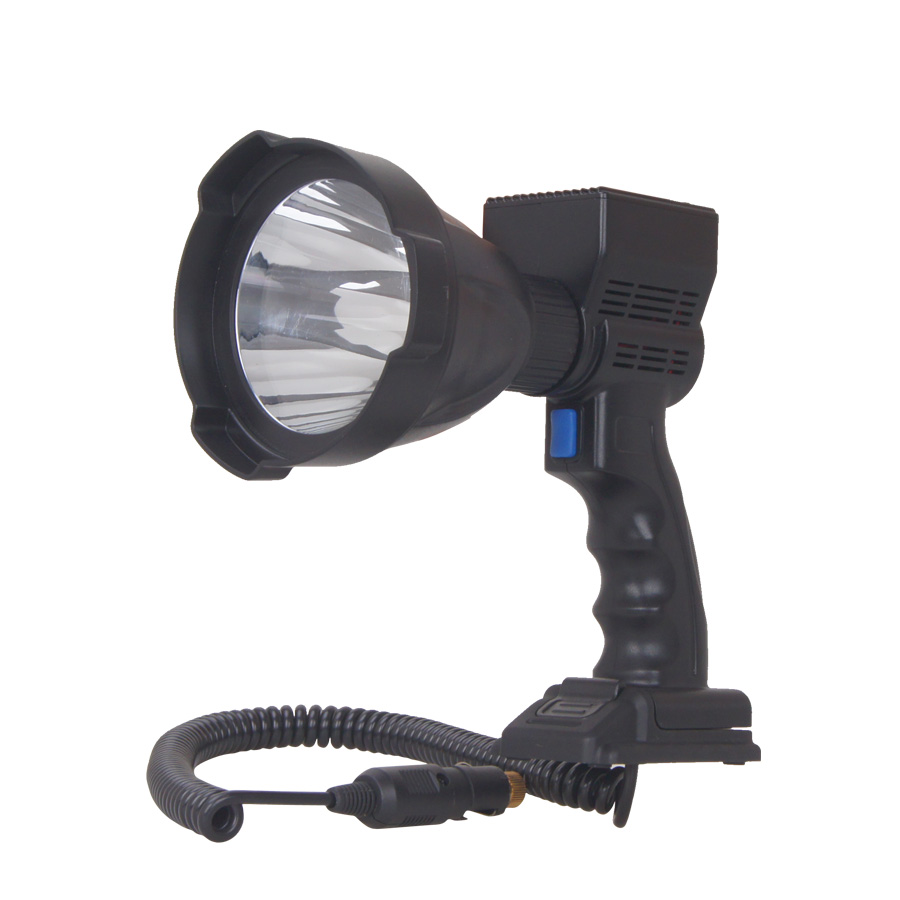 handheld spotlight most powerful 65w best spotlight for long distance