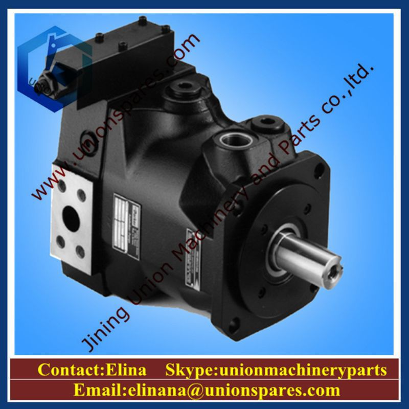 Pv series parker pv046 piston pump hydraulic pump pv016 for How to size a hydraulic pump and motor