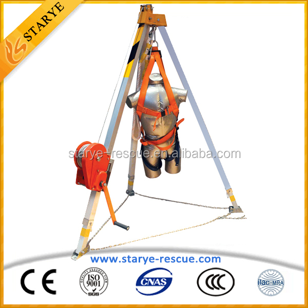 Industrial Tripod Lifting Equipment Rescue Amp Retrieval