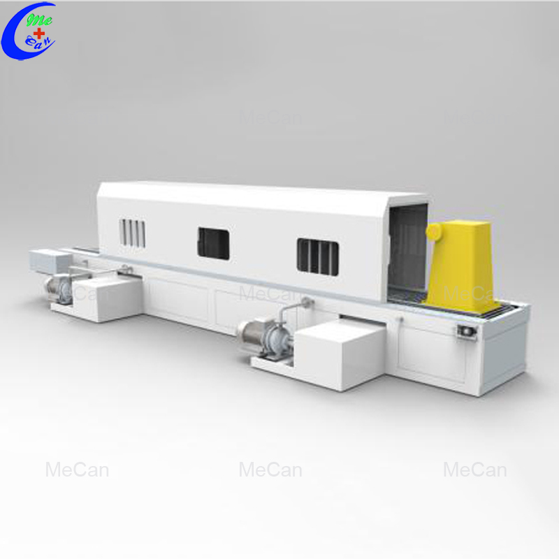 Revolving Box Automatic Cleaning Machine