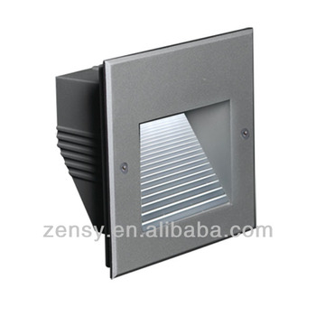 Outdoor Wall Mounted Led Light Outdoor Recessed Led Wall Mount ...