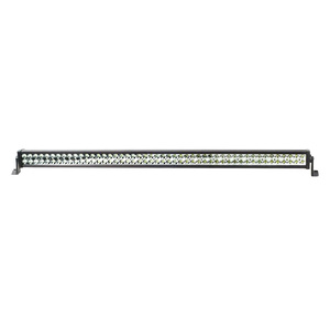 Cheap 288w 50 inch straight led light bar for sale truck roof jeep heavy duty farm machine OEM logo by laser