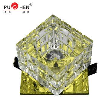Hochwertige Innen Kristall GEFÜHRTE Downlights Spot Lampen Mit Günstige  Preis Halogen G9 35 Watt LED