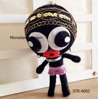 Factory IN STOCK Wholesale cheap popular voodoo doll