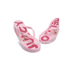 new fashion popular Ladies Wedge Shoes EVA Sandals