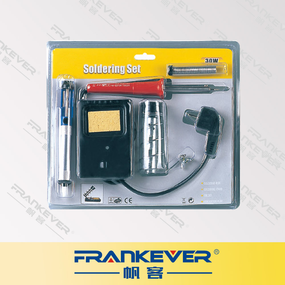 FRANKEVER New Combination Set Soldering Iron Tools