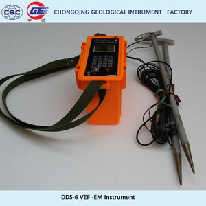 DDS-3 Very Low Frequency (VLF) Electromagnetic Instrument