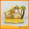 Wholesale Christmas Jesus Baptism House Figurines Custom Design Resin Statue