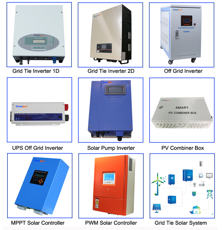 WHOLESALE PRICE 8000W 8KW ON GRID TIE SOLAR INVERTER WITH MPPT WIFI FUNCTION