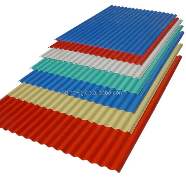 ASTM A653 DX51D galvanized corrugated steel sheet for roofings and walls
