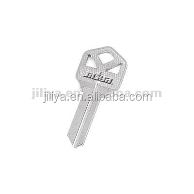 New Arrival Car Blank Key Vertical canadian shopping cart coin key