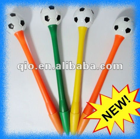promotion shaking football ball pen