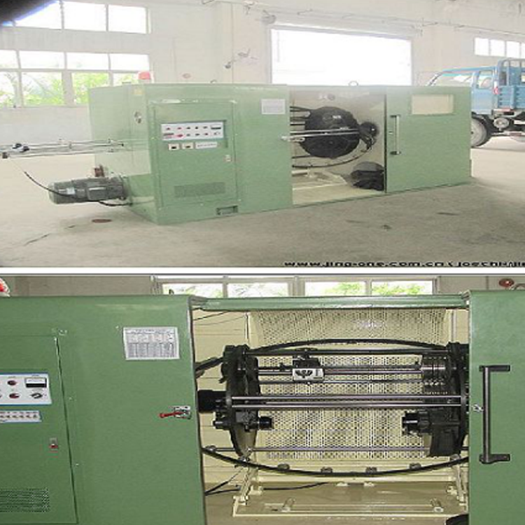 Automatic High Speed Double Twist 800p Copper Wire
