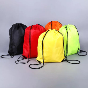 OEM custom fashion Drawstring tote sport gym backpack travelling
