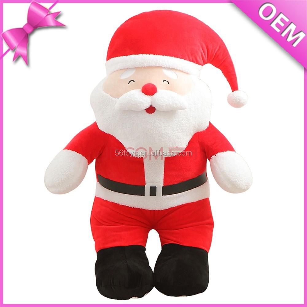 christmas animated electronic plush toys singing dancing plush santa claus buy singing dancing plush santa clauschristmas animated electronic plush - Stuffed Santa Claus