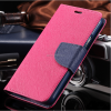 China cheap wireless accessories mobile phone leather case flip cover wallet case for samsung galaxy on 5 case