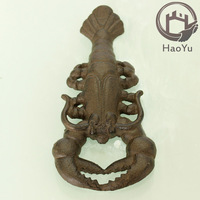 cast iron arts and craft lobster bottle opener for home decor
