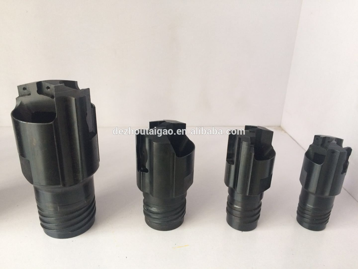 Hot selling high quality BTA deep hole drill head with inserts and guide pads