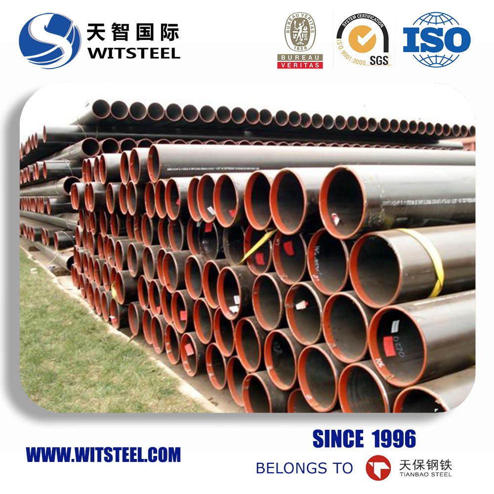Bright surface best sale tube steel oil pipelines