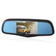 High-performance rear view mirror gps with DVR and Bluetooth