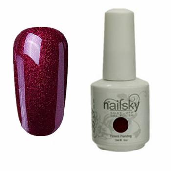 Gel Nail Polish Starter Kit 230 Colors Free Samples 15ml Soak Off Uv ...