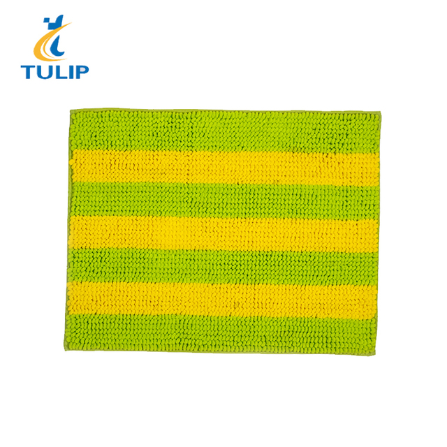 color decor mat rugs category by bath mats yellowbathrugs yellow citron zigzag