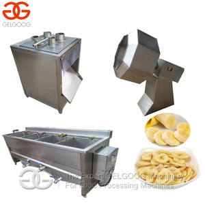 Fruit and Vegetable Chips Production Line/Fruit and Vegetable Chips Making Machine/Banana Chips Making Machine