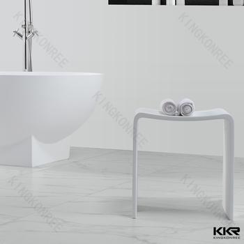 Europa Beliebte Stein Bad Hocker Einfache Design Dusche Hocker Buy
