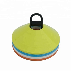 Sports Training Agility Cones Football Equipment Soccer Disc Cones