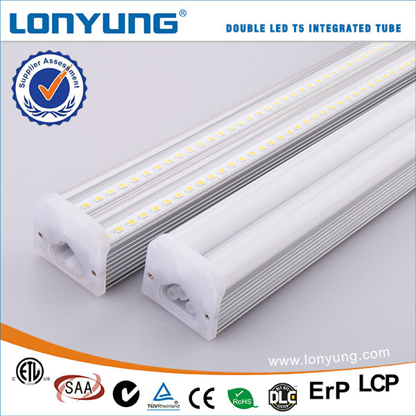 China supplier led manufacturer t5 t8 integrated led tube light t5 led tube with ul