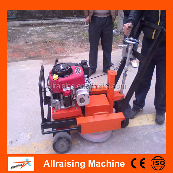 Thermoplastic Road Marking Paint Remover Equipment To Remove Waste
