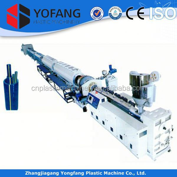 PE PVC Double-wall corrugated pipe producing line/making line/extrusion /machine/plant