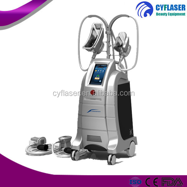 Best price cool tech professional cryo slimming machine / cryotherapy fat freezing