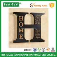 Home Accent Decoration Letter Wall Plaque