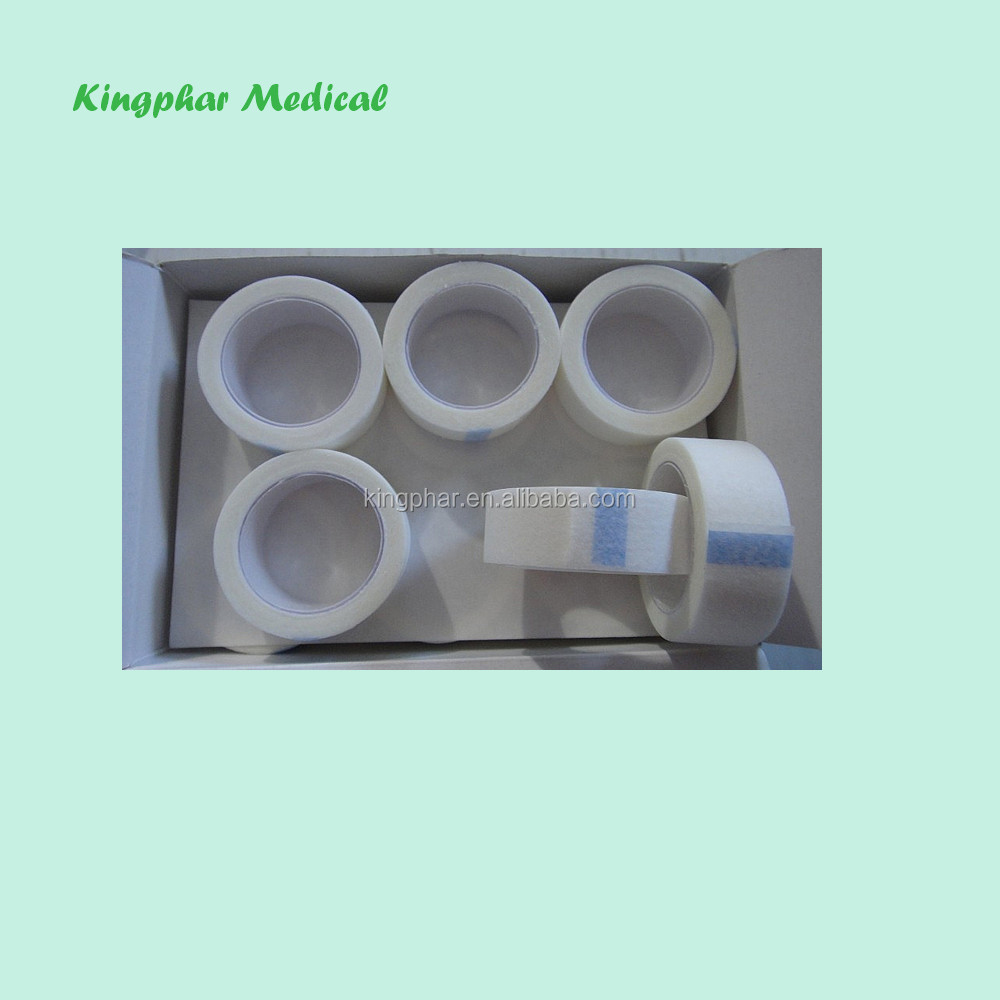 Medical Adhesive Nonwoven Micropore Surgical Paper Tape