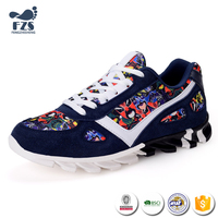 XGY-010-Different colorful American style fashion blade walking shoes