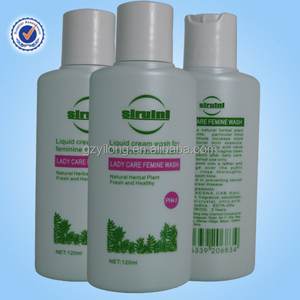 Vaginal cleaner antibacterial organic feminine wash