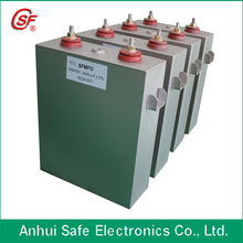 demagnetization and magnetization machine oil type dc-link film capacitor