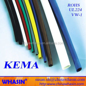 PE Heat Shrink Thermal Insulation Tubing -shrink ratio 3:1