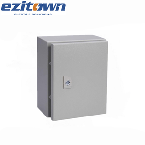 ST IP66 customizable aluminum Electrical metal enclosures mccb distribution board junction Box